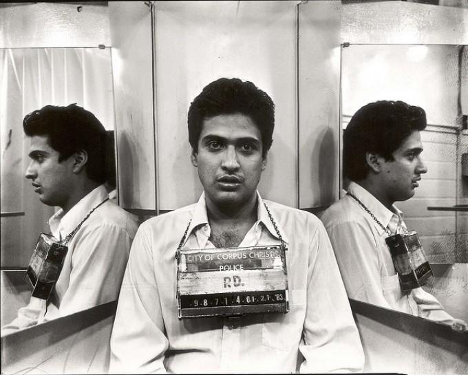 Das Antlitz des Verbrechers: 100 Jahre Polizeifotografien vom Mark Michaelson
