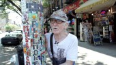 Video: Jim Power and the Mosaic Trail – Bunte Kunst in New York's East Village