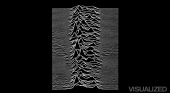Mythos Plattencover: Unknown Pleasures von Joy Division